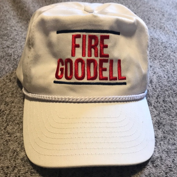 91c89910 Barstool Fire goodell NFL cap - used but good
